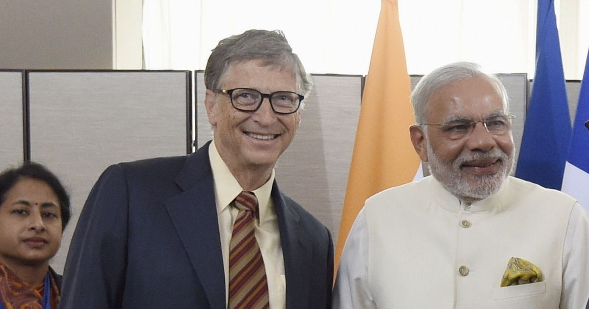 Bill Gates says India is winning its war on human waste, praises PM Narendra Modi