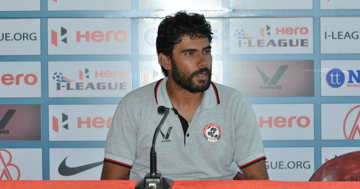 Khalid Jamil set to move from I-League champions Aizawl FC to East ...
