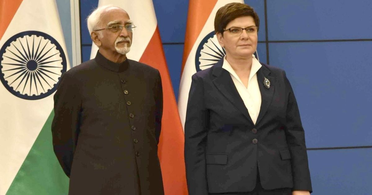 Ansari leaves for Poland after concluding visit to Armenia