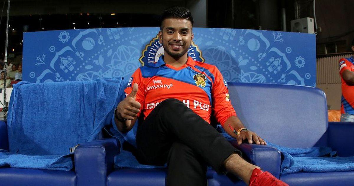 Keshav Bansal has garnered a lot of attention. Faheem Hussain/Sportzpics/IPL