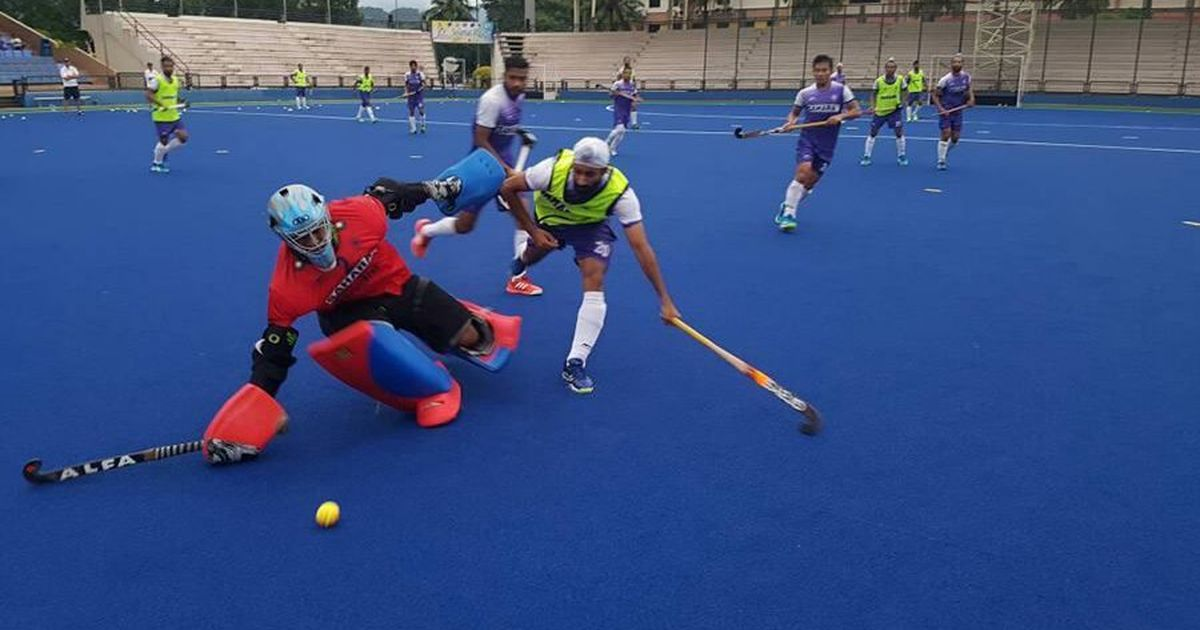 India,Britain draw 2-2 in Sultan Azlan Shah Cup clash