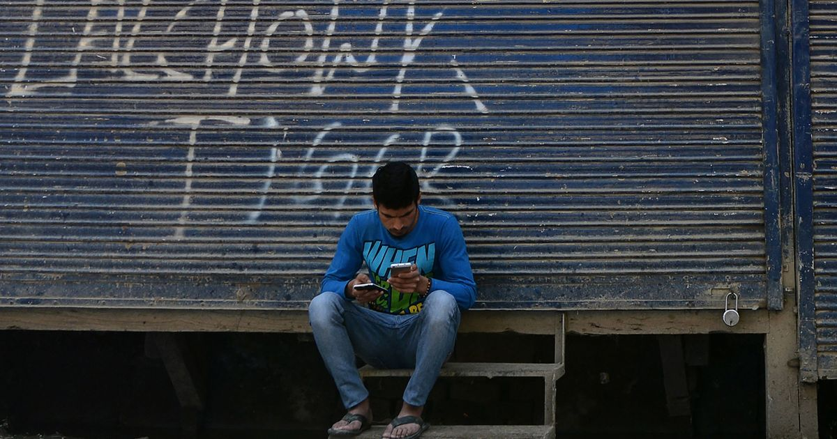Days of longing: Social media ban disconnects Kashmiri families divided by the LoC