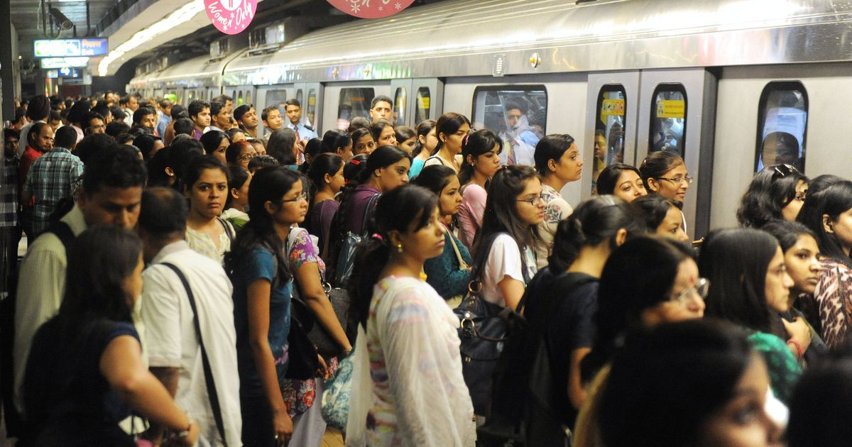 Delhi Metro lost 3 lakh daily commuters in October after fares were hiked
