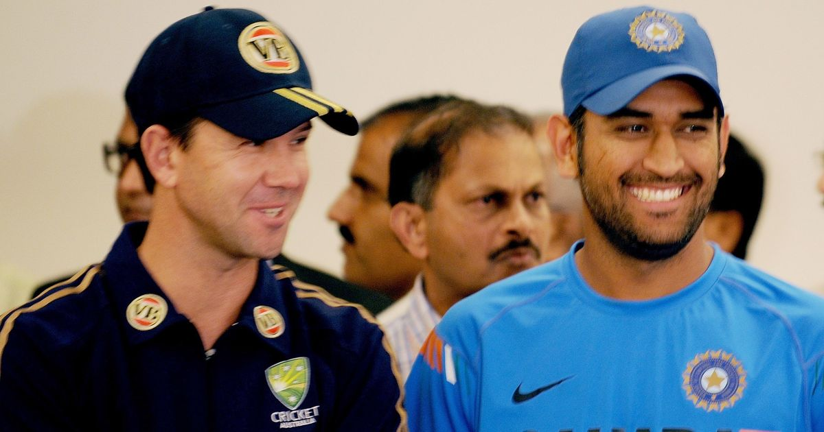 Watch: Hussey compares Ponting, Dhoni as captains, says former India skipper is a better tactician