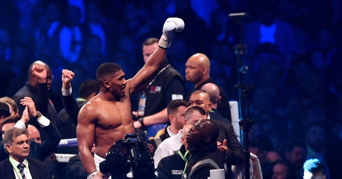 Boxing: Anthony Joshua, Tyson Fury to face off in two blockbuster fights next year