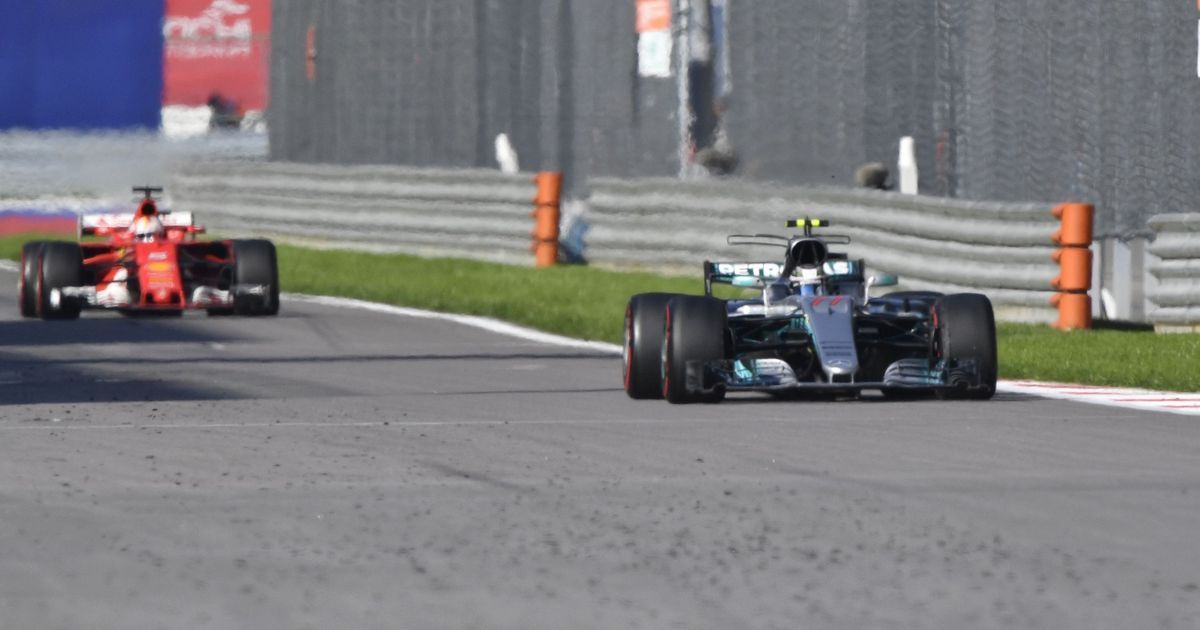 Valtteri Bottas Snatches the Win in 2017 F1 Russian GP