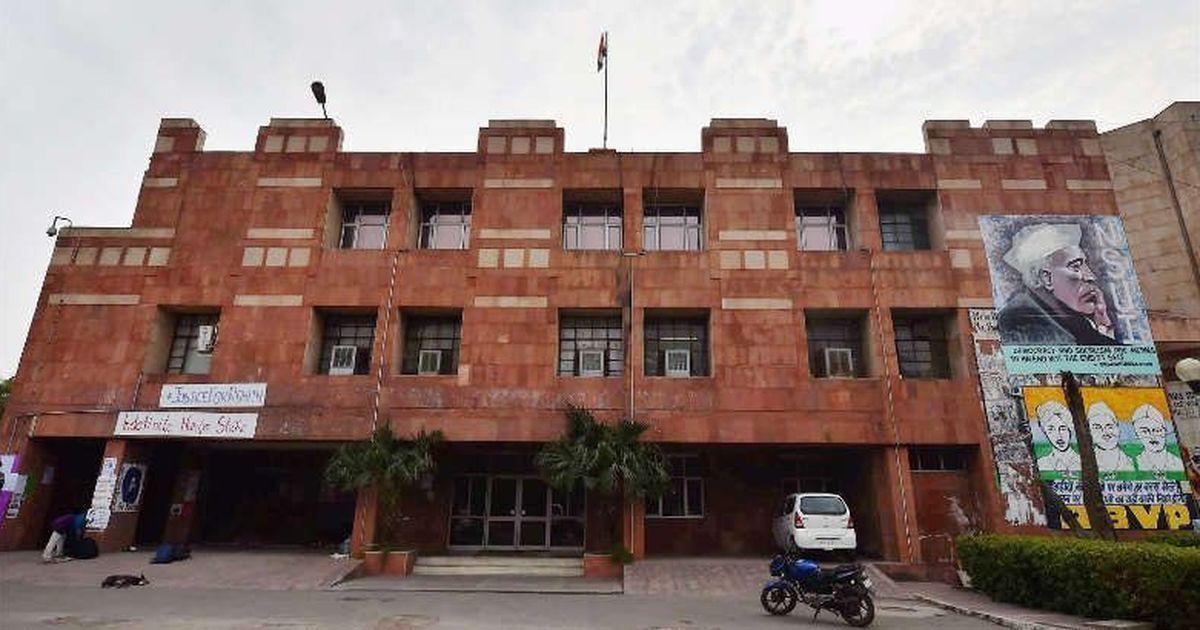 JNU student union leaders suspended from varsity meetings for misbehaviour, indiscipline