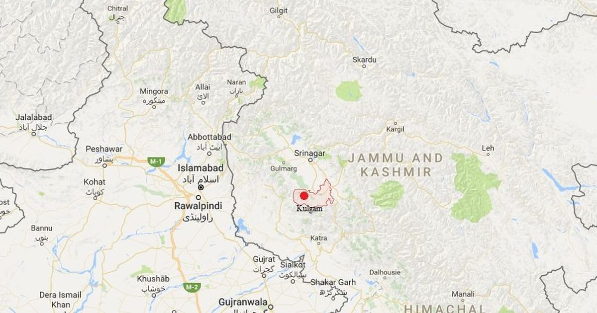 J&K: Two militants who allegedly abducted a policeman killed in Kulgam