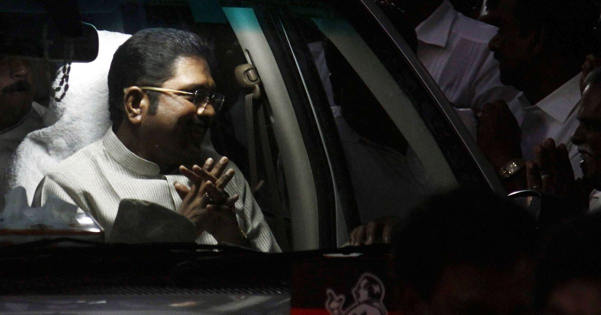 Sasikala's nephew TTV Dinakaran says some AIADMK ministers cut ties with him out of fear