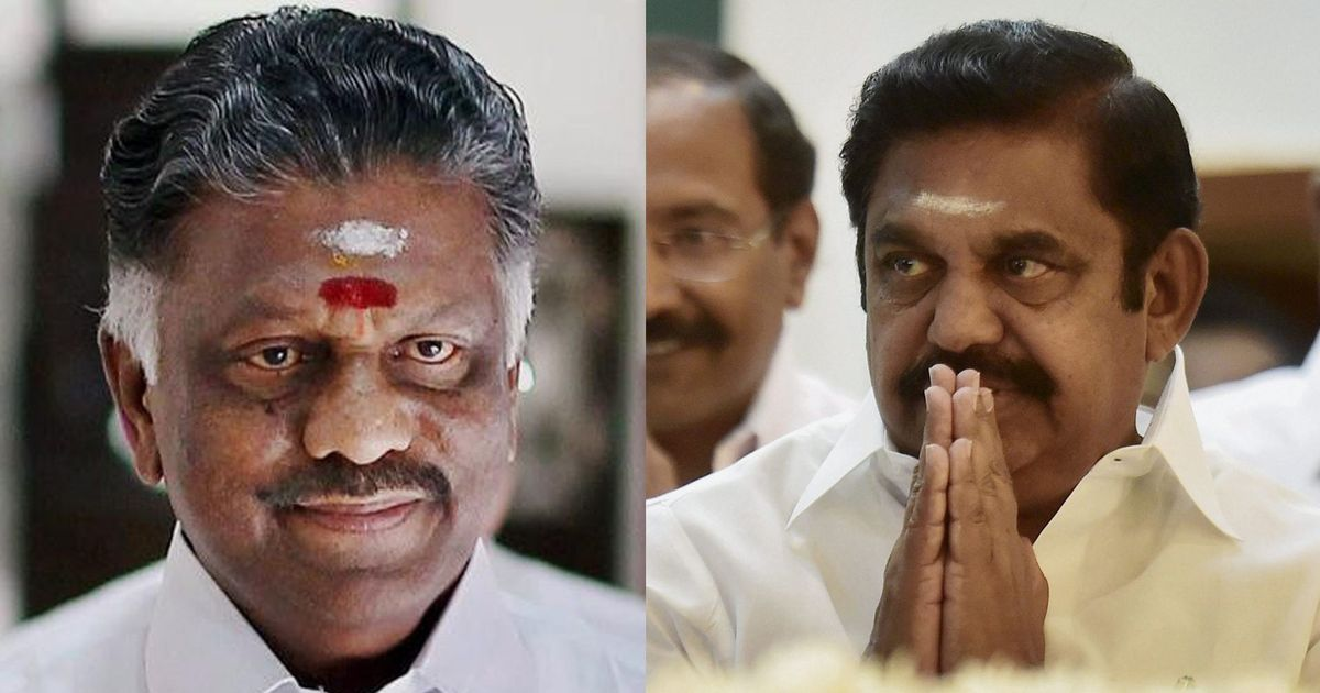 Is pressure from BJP pushing AIADMK factions to merge?