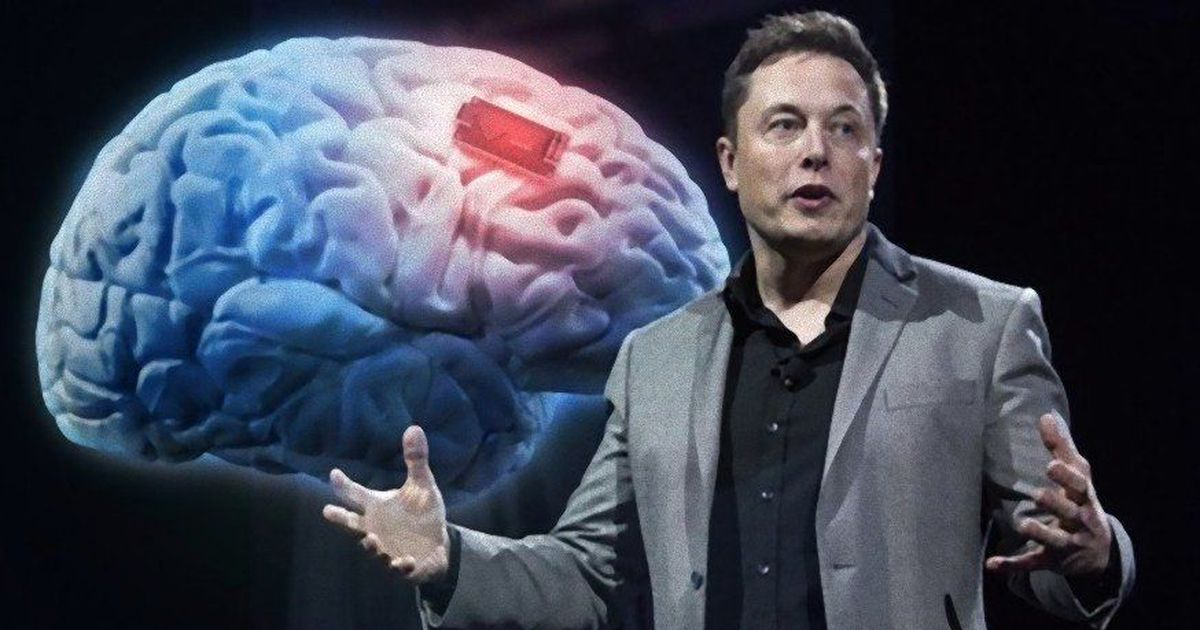 Image result for elon musk neuralink