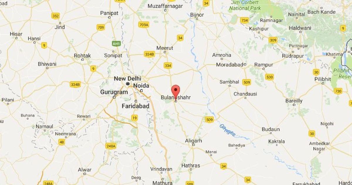 Bulandshahr: Suspected Hindu Yuva Vahini workers lynch a Muslim man for helping a Hindu girl elope