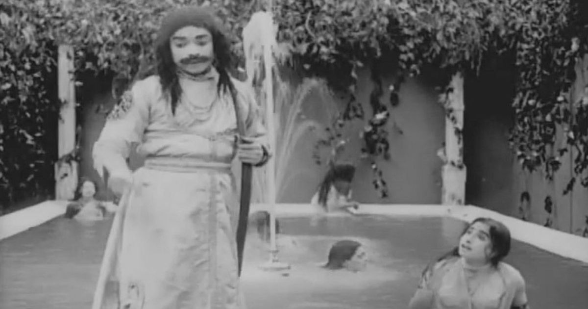 Here is what went into the making of the first Indian feature film