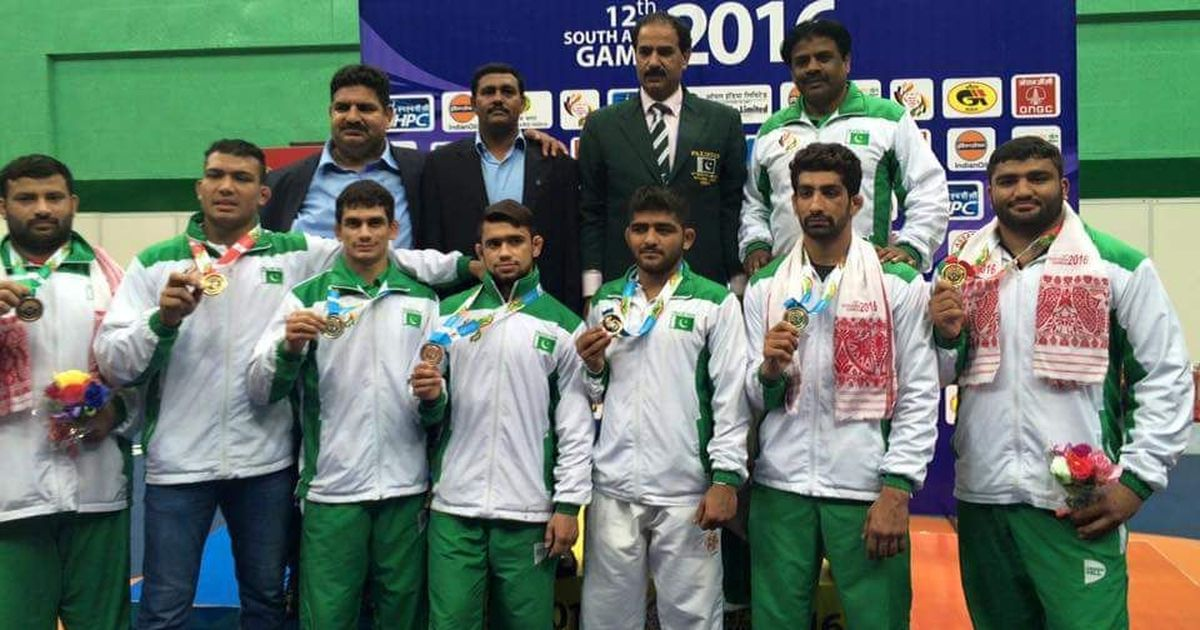 Asian Junior Championships could be moved out of India if Pakistan wrestlers are denied visa