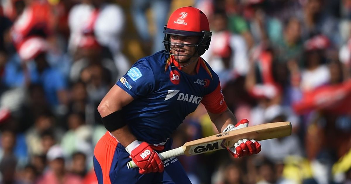 Corey Anderson replaces Nathan Coulter-Nile at Royal Challengers Bangalore