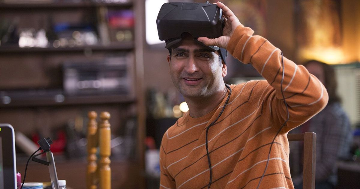 'Silicon Valley' actor Kumail Nanjiani joins the big league with 'The Big Sick'