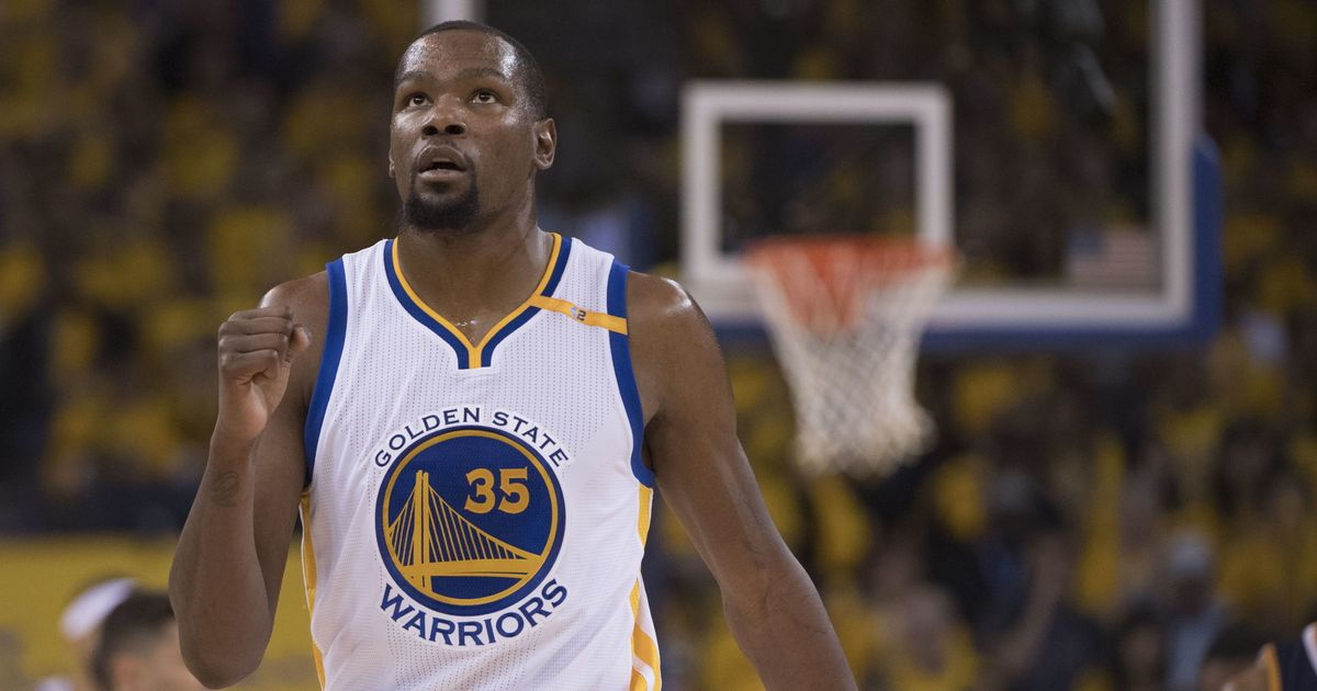 Kevin Durant set to sign two-year deal with Golden State Warriors