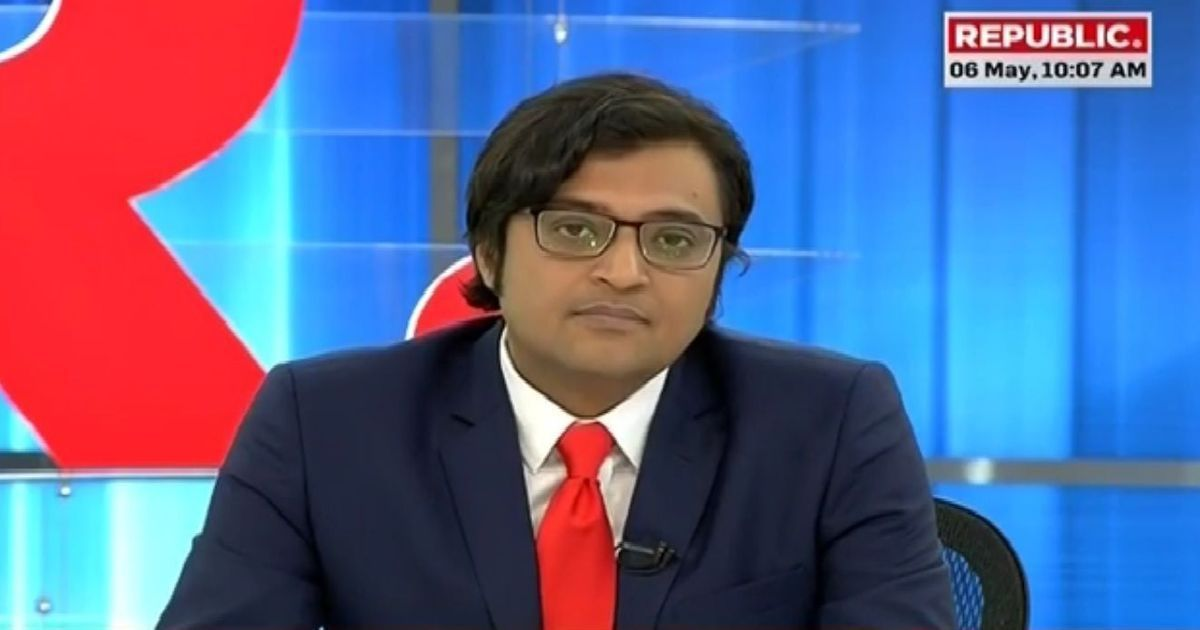 Arnab Goswami's Republic TV to livestream on Hotstar