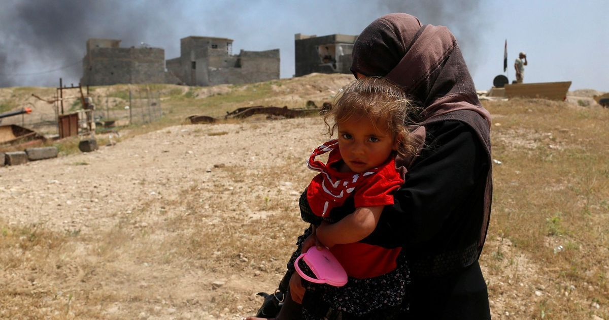 'Why use rockets?': A blow-by-blow account of how airstrikes wrecked homes in Mosul, Iraq