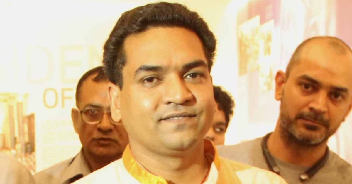 AAP crisis: Sacked Kapil Mishra to meet LG Anil Baijal