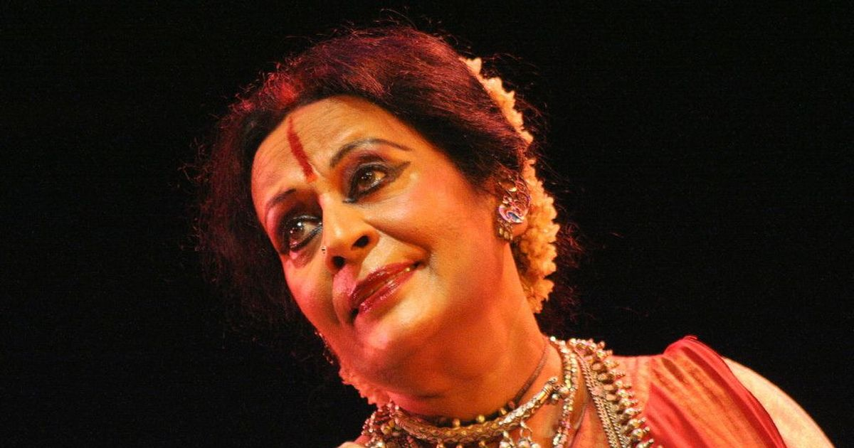 How Sonal Mansingh ended one life and began another (and kept dancing through it all)