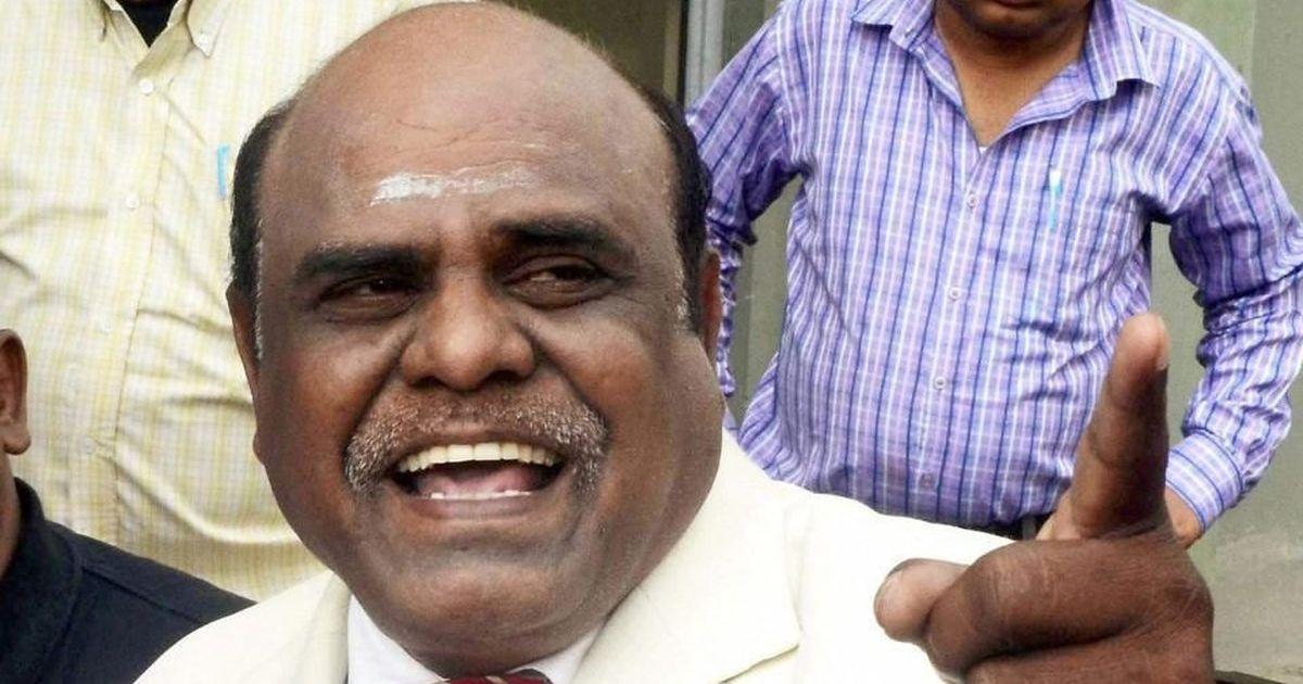Kolkata: Former Calcutta High Court judge CS Karnan launches political party