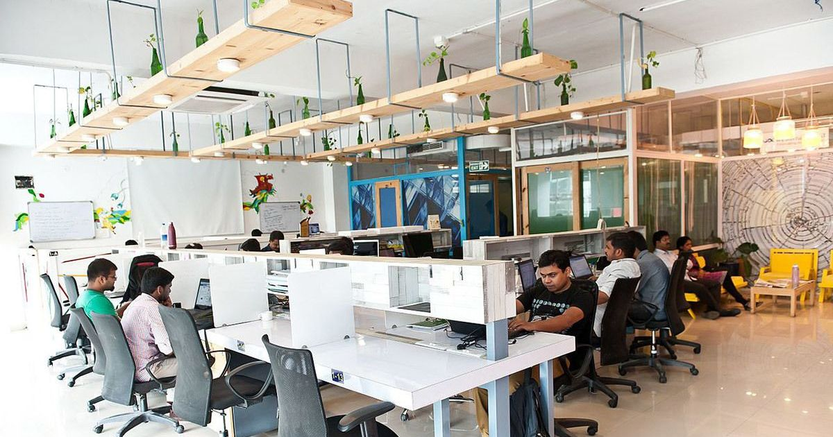 Great With Millions Of Dollars And Square Feet, The Indian Co Working Space Is  Hot Property