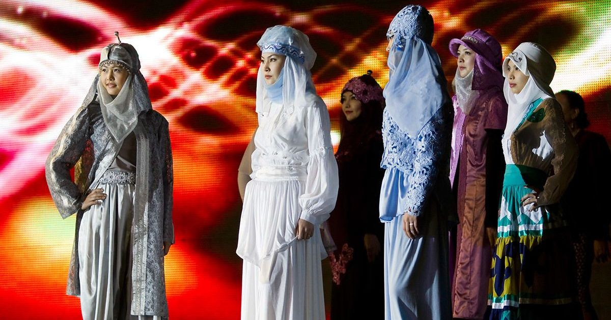 Islamic style: How the hijab has grown into a fashion industry