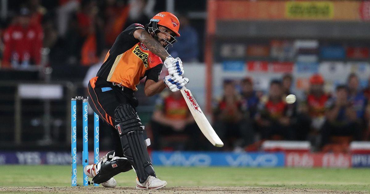 Sunrisers Hyderabad confirm Shikhar Dhawan's trade to Delhi Daredevils for 'financial reasons'