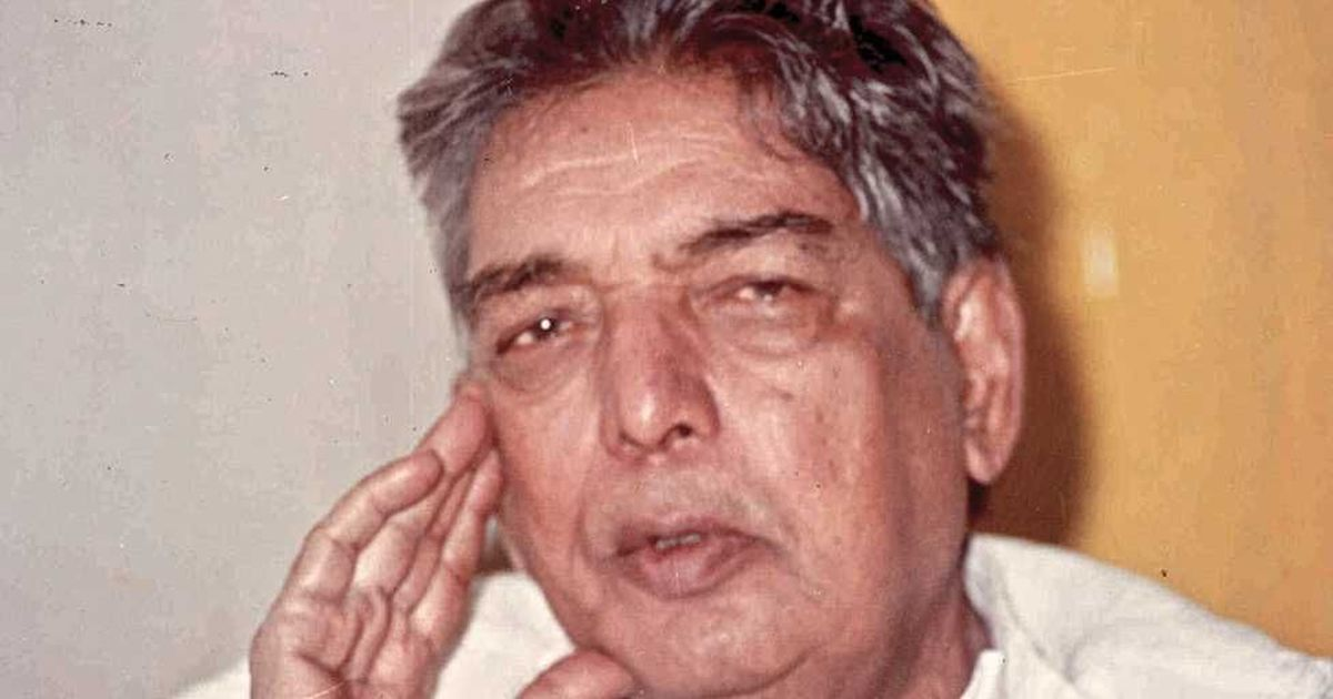Kaifi Azmi's poems, in his own voice