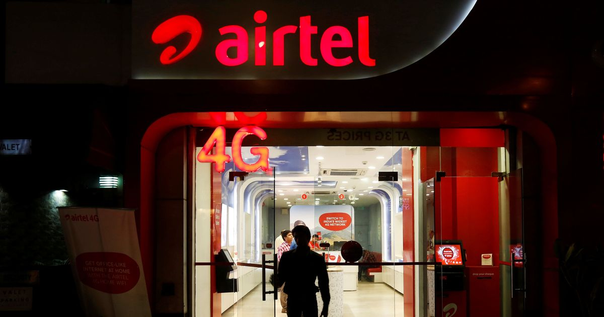 Bharti Airtel quarterly profit falls 69%, misses estimates