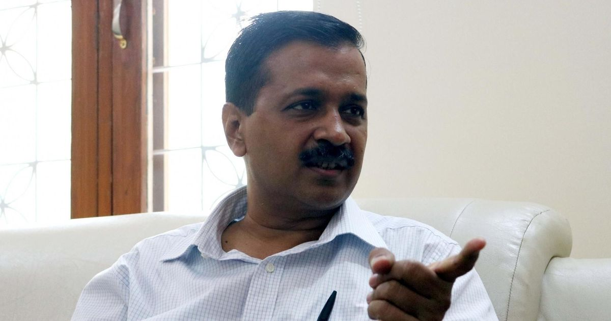 Centre delaying appointment of two new ministers: Arvind Kejriwal