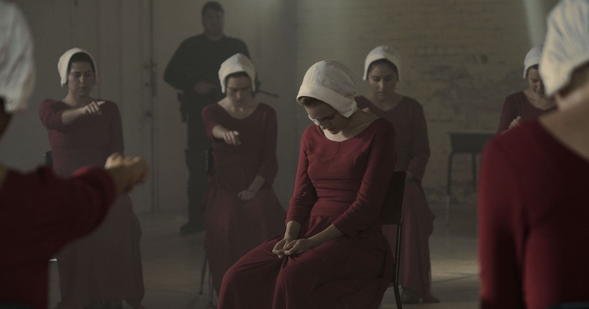 Blessed be the fruit! TV series 'The Handmaid's Tale' is as terrifying as the book