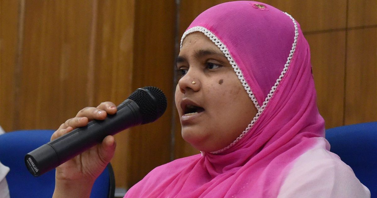 I want to use compensation money to help victims of rape and communal violence, says Bilkis Bano
