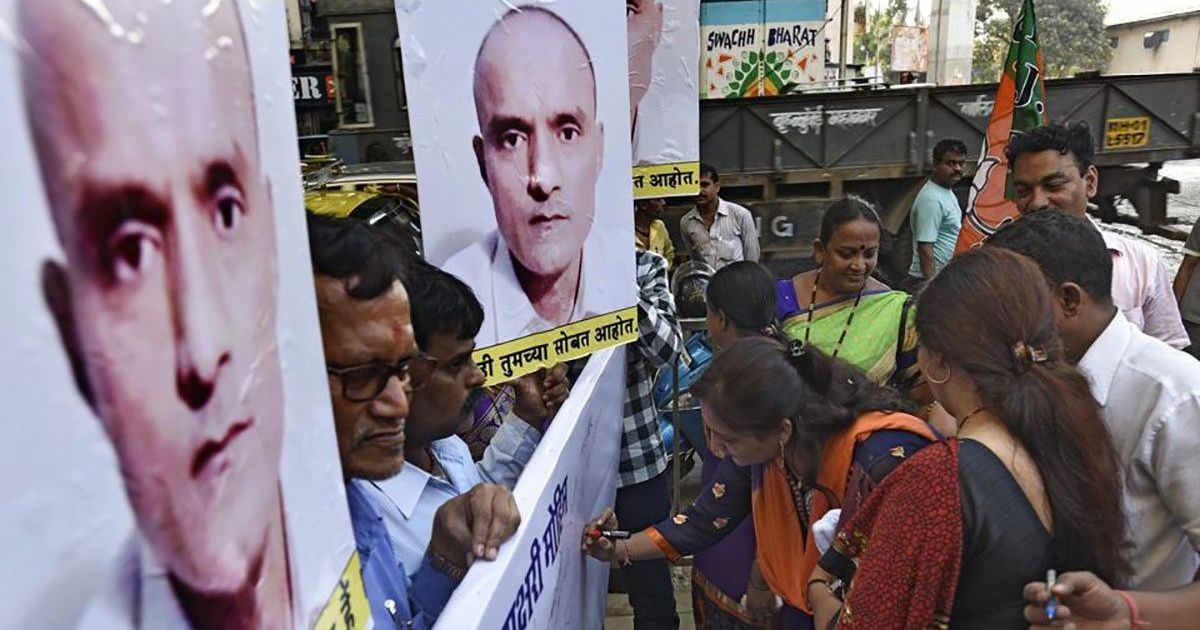 Kulbhushan Jadhav case: Four main points ICJ made as it stayed his execution