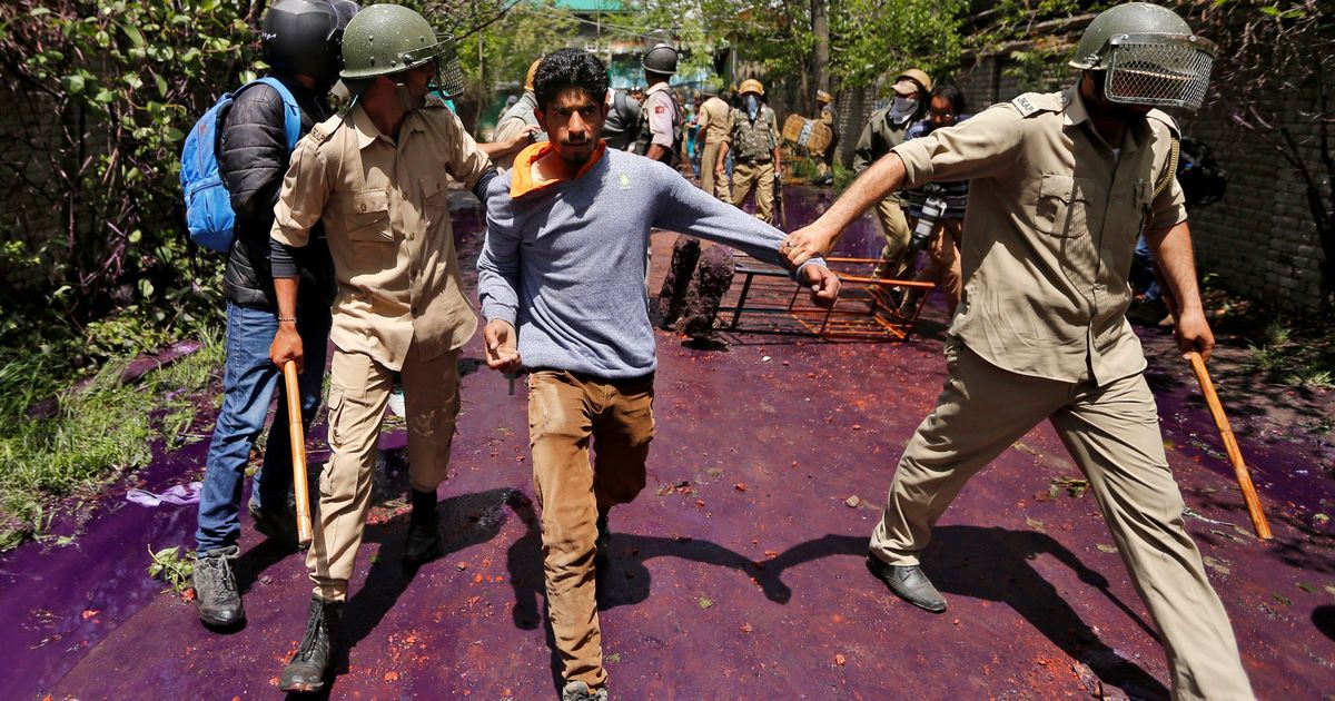 Kashmir social media ban must be revoked, it affects fundamental rights: UN Human Rights Commission