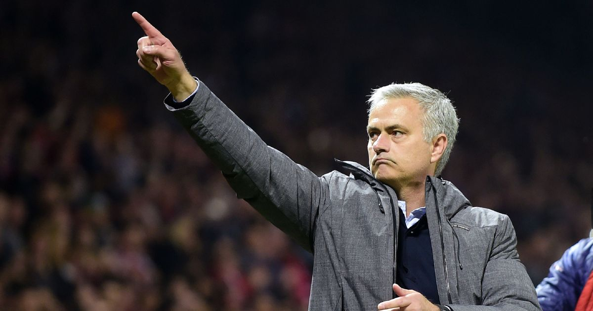 'An opportunity to end the season in the perfect way': Mourinho's eyes are only on the Europa League