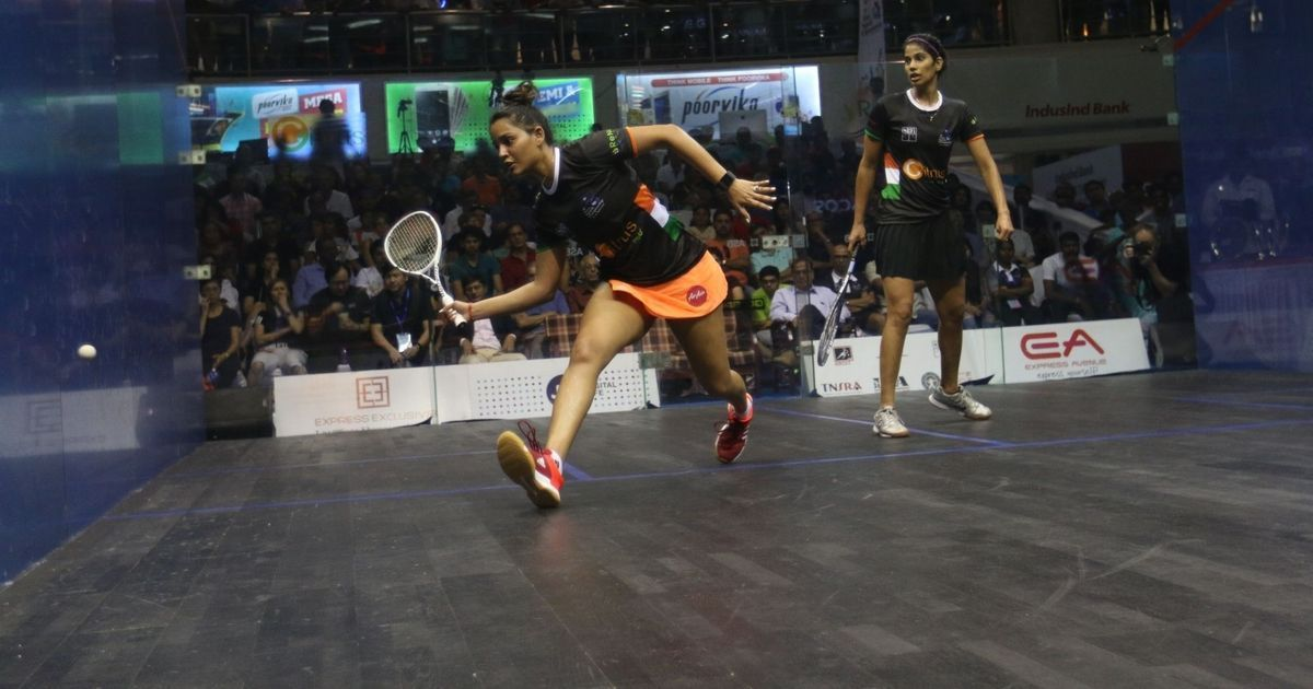 Joshna Chinappa downs Dipika Pallikal in US Open squash