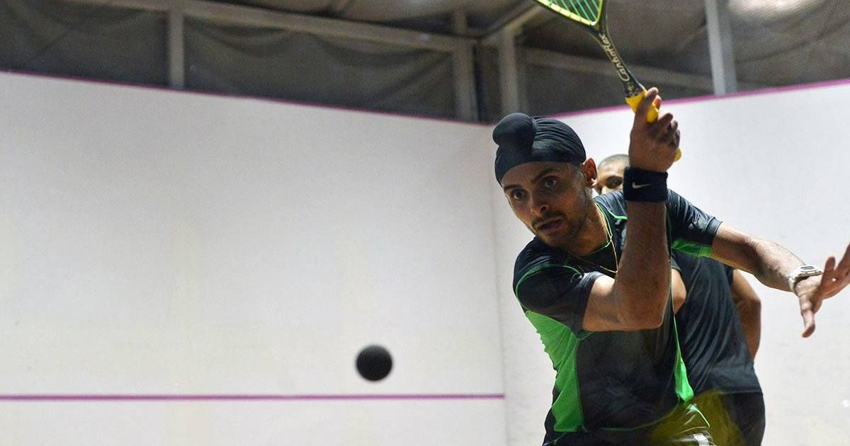 Squash: Harinder Pal Sandhu finishes runner-up at PSA event in New Zealand