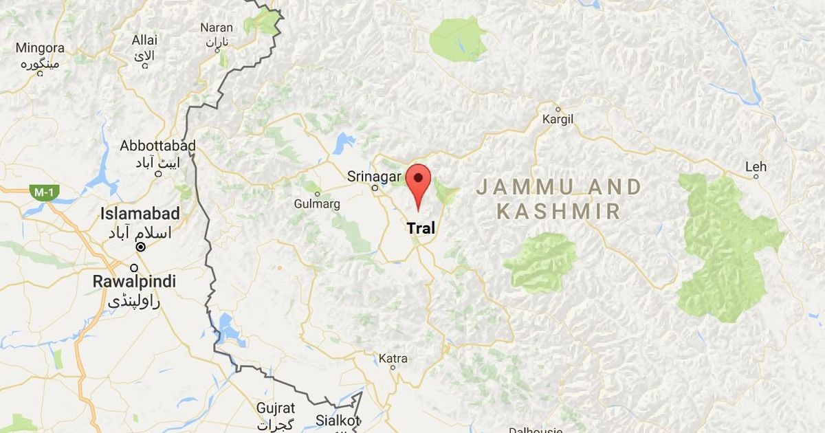 K: Suspected terrorists attack Army patrol in Pulwama's Tral, area cordoned off