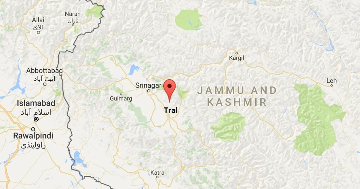 Detained militant killed in grenade blast in Tral