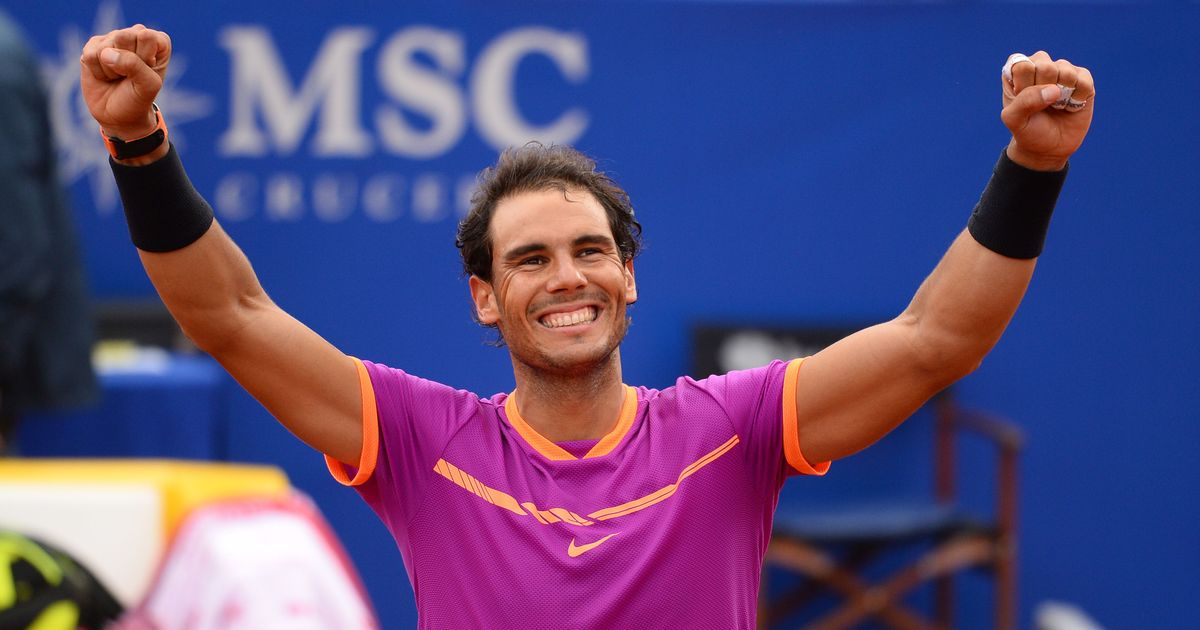 Nadal edges out for fifth Madrid Masters
