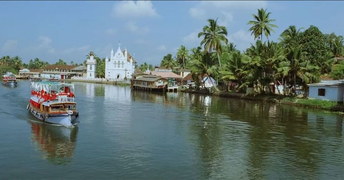Why Mollywood and Bollywood both love shooting in Kochi