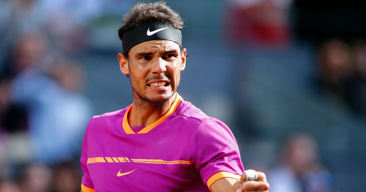 'I'm the favourite? I don't care', says Nadal before French Open