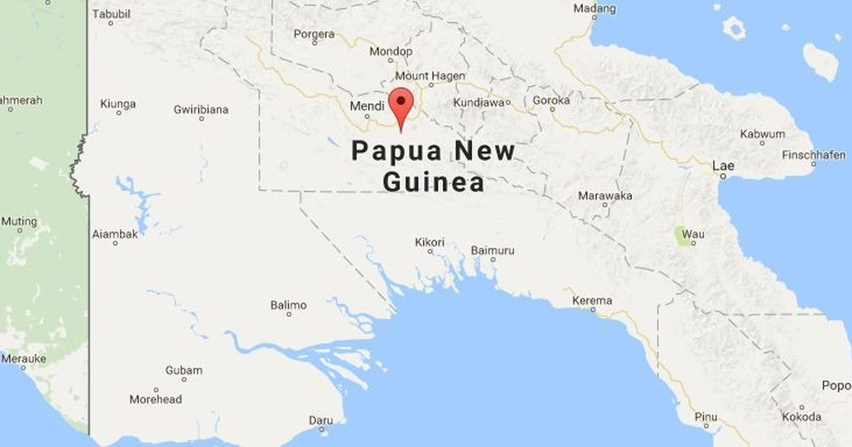 papua new guinea officials shoot down 17 inmates during prisonbreak google maps
