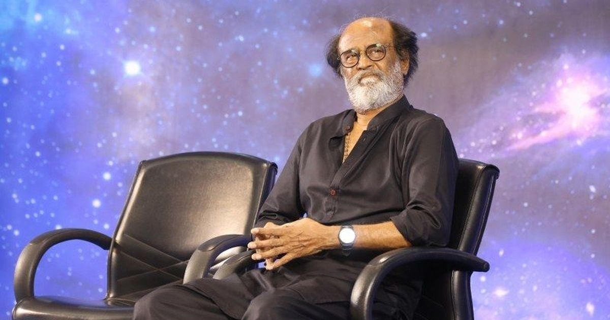 Supporting a political party was 'political accident': Rajinikanth