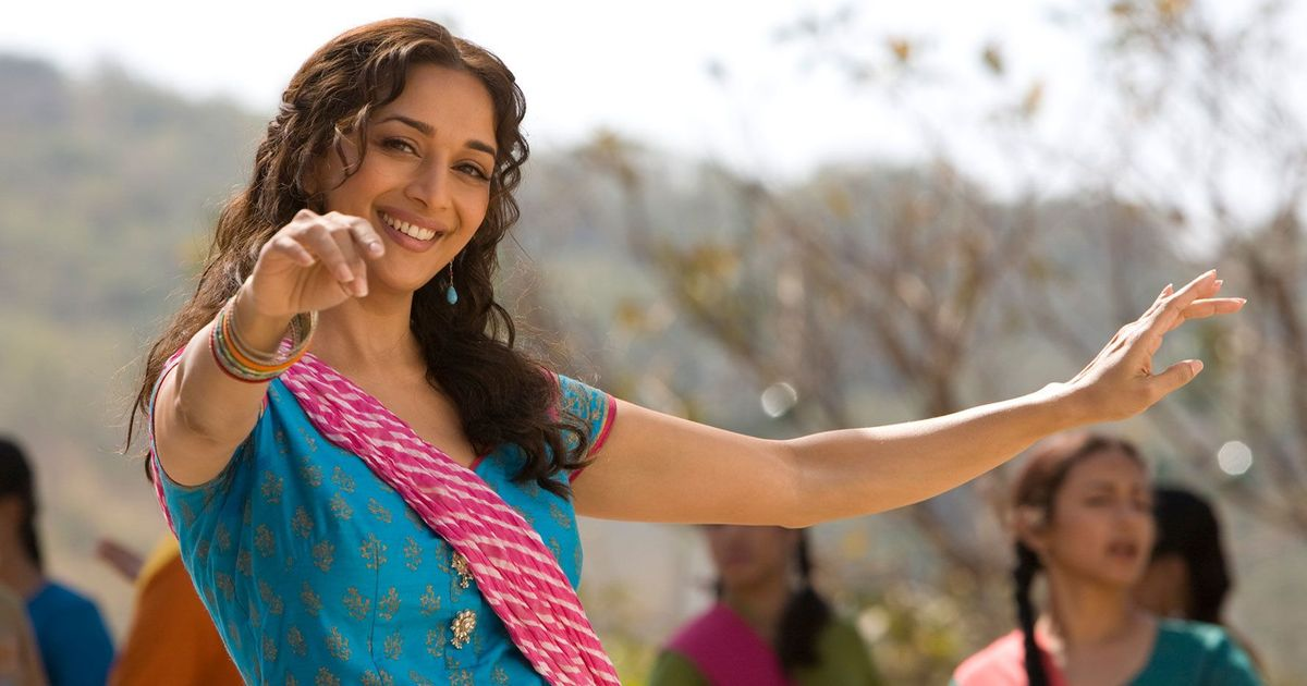 Madhuri Dixit to step into Sridevi's shoes for Shiddat, confirms Janhvi