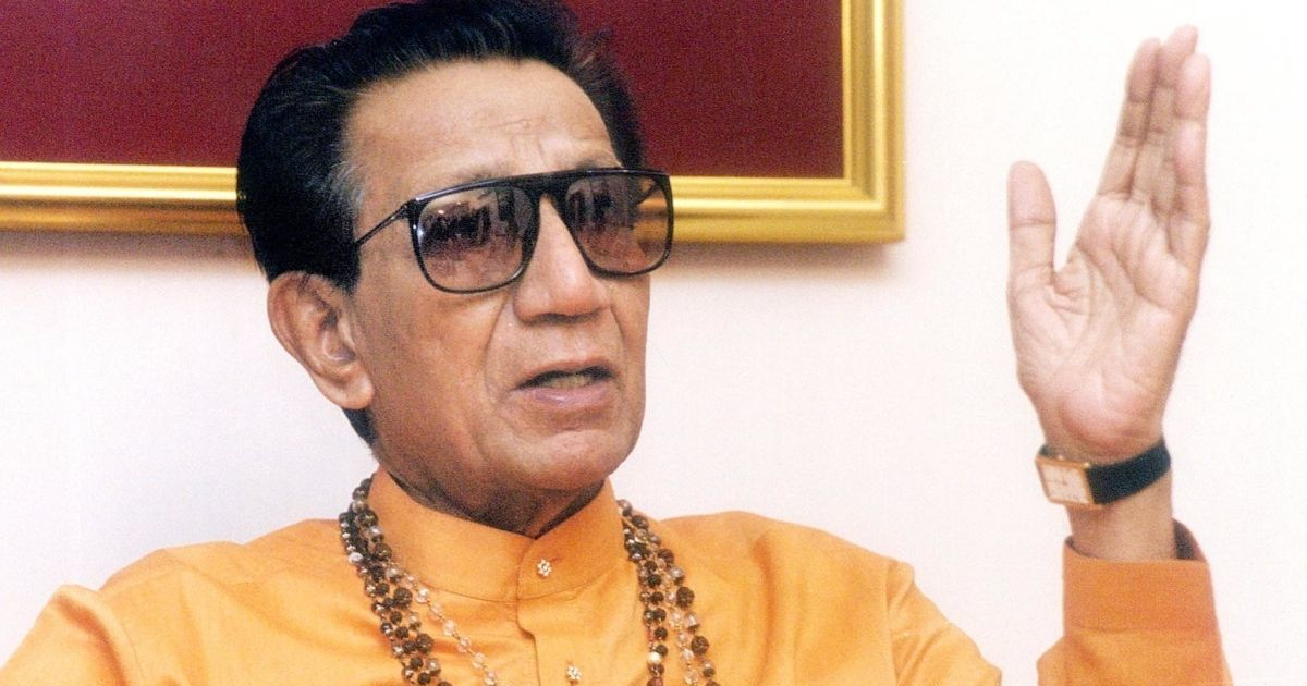Shiv Sena MP Sanjay Raut announces biopic on Bal Thackeray