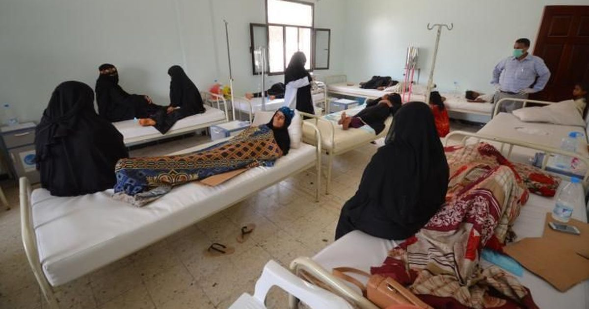 Yemen: Massive cholera outbreak in Sanaa leaves 115 dead
