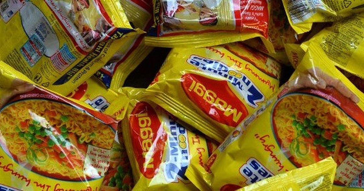 Nestle India shares unfazed by Maggi's lab test failure